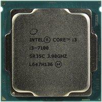 Процессор INTEL Core i3 7-го поколения Core i3-7100 Processor