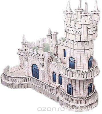CubicFun 3D Пазл Ласточкино гнездо