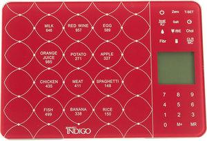 Кухонные весы SCARLETT IS-565 Red