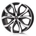 Диски Alutec W10 9,0x20 5x120 D72.6 ET43 цвет Racing Black Front Polished - фото 1