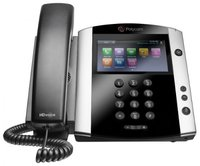 Проводной IP-телефон Polycom VVX 600