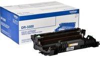 DR-3300 оригинальный драм-картридж для принтеров Brother HL-5440D/ HL-5450DN/ HL-5470DW/ HL-6180DW/ DCP-8110/ DCP-8250/ MFC-8520/ MFC-8950 black (30 000 стр.)