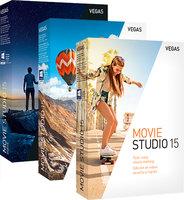 SONY VEGAS Movie Studio 15 Suite - ESD (ANR008182ESD)