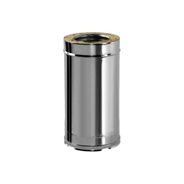 Труба 1 м нержавейка 150/250 мм в изоляции 50мм
