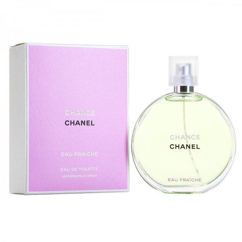 b9a0ed836235 Chanel Chance Eau Fraiche 100 мл Туалетная Вода Шанель Шанс Фреш ...