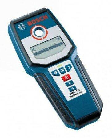 металлоискатель Bosch GMS 120 Professional 0601081000