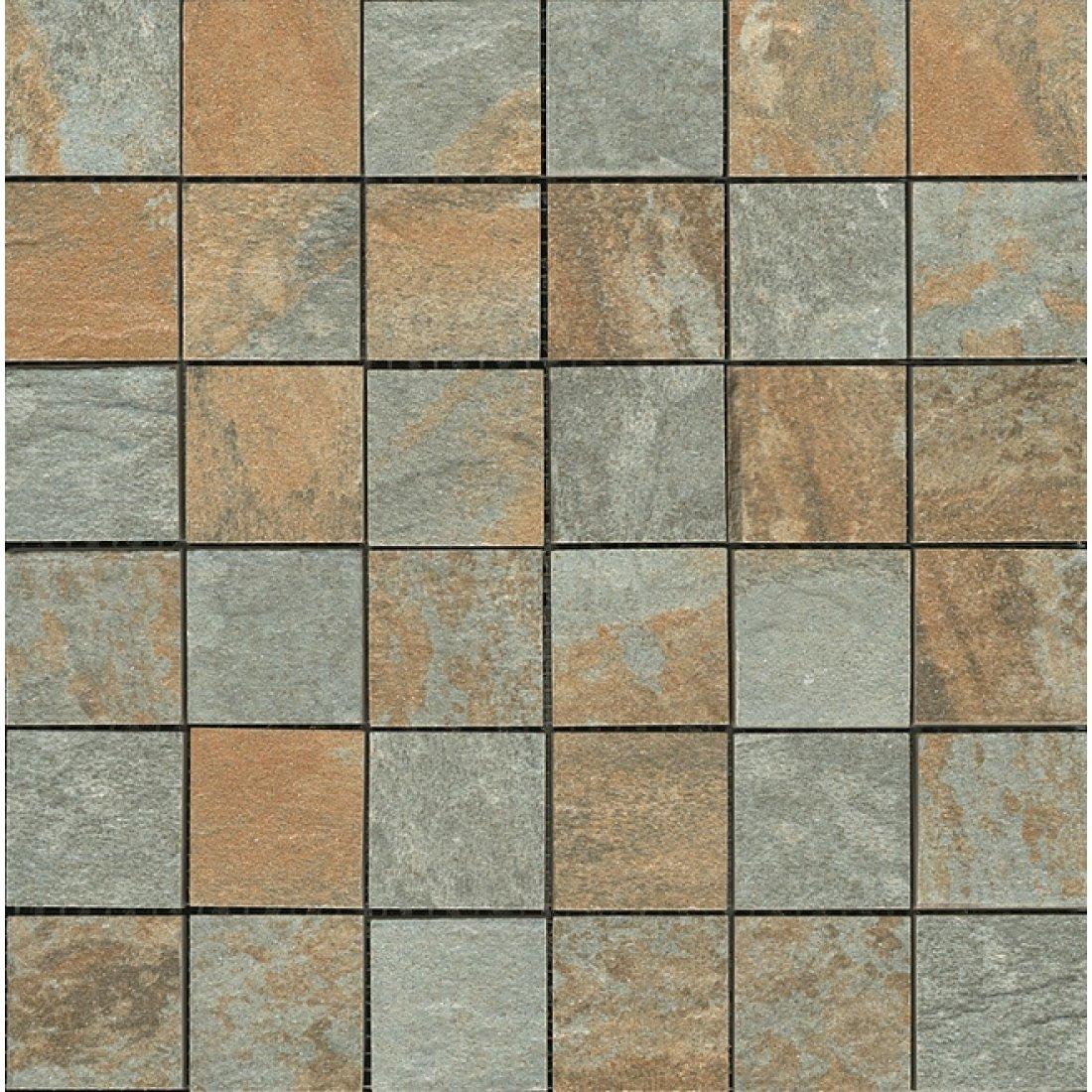 Сланец декор мозаичный(гранит) 30*30 керамический KERAMA MARAZZI, артикул SG173-001