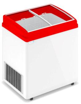 Морозильный ларь Frostor F 200E красный