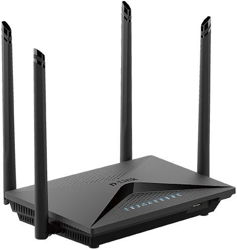 Wi-Fi маршрутизатор (роутер) D-Link DIR-853