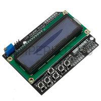 LCD Display 1602 keypad shield (шилд дисплея)