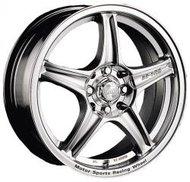 Колесные диски Racing Wheels H-126 6x14/4x100 ET35 D67.1 - фото 1