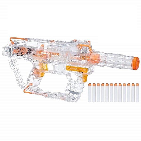 Игрушечное оружие и бластеры Hasbro Nerf E0733 Нерф Модулус Бластер Сумерки
