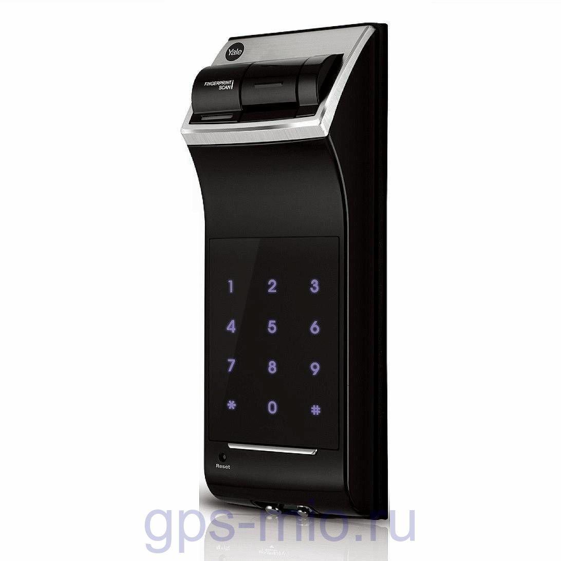Накладной биометрический замок Irevo Gateman F50-FD