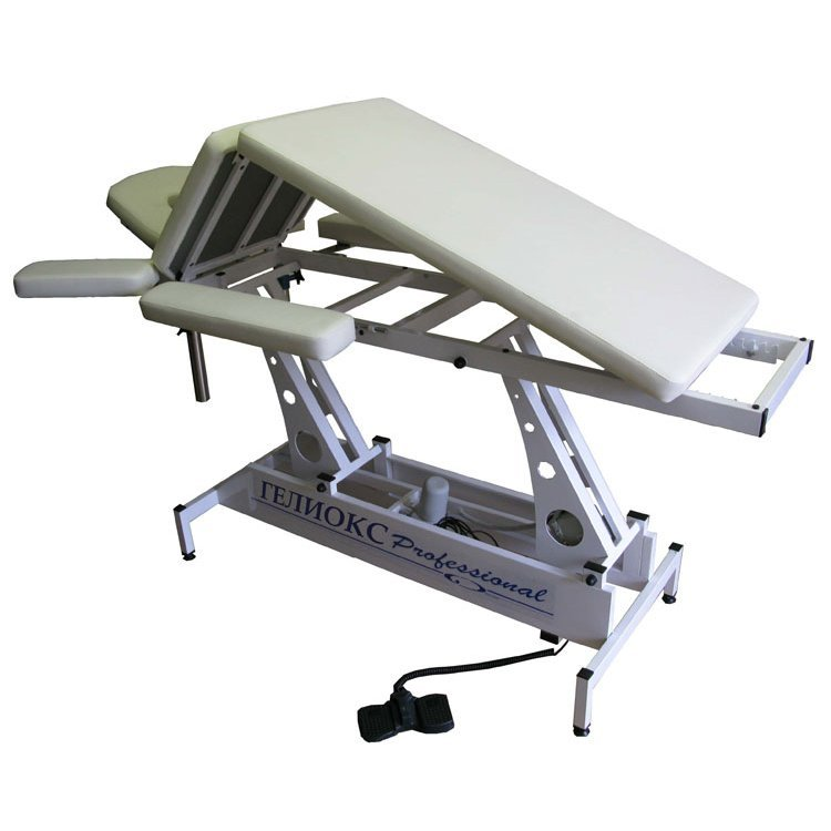 Стол массажный HELIOX F1E3