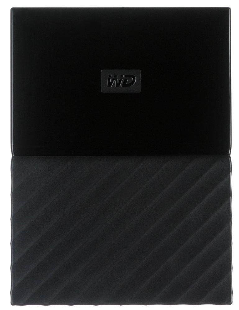 Внешний жесткий диск WD My Passport 1 TB (WDBBEX0010B)