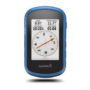 Туристический GPS навигатор Garmin eTrex Touch 25 с установленной картой Дороги России. РФ. ТОПО