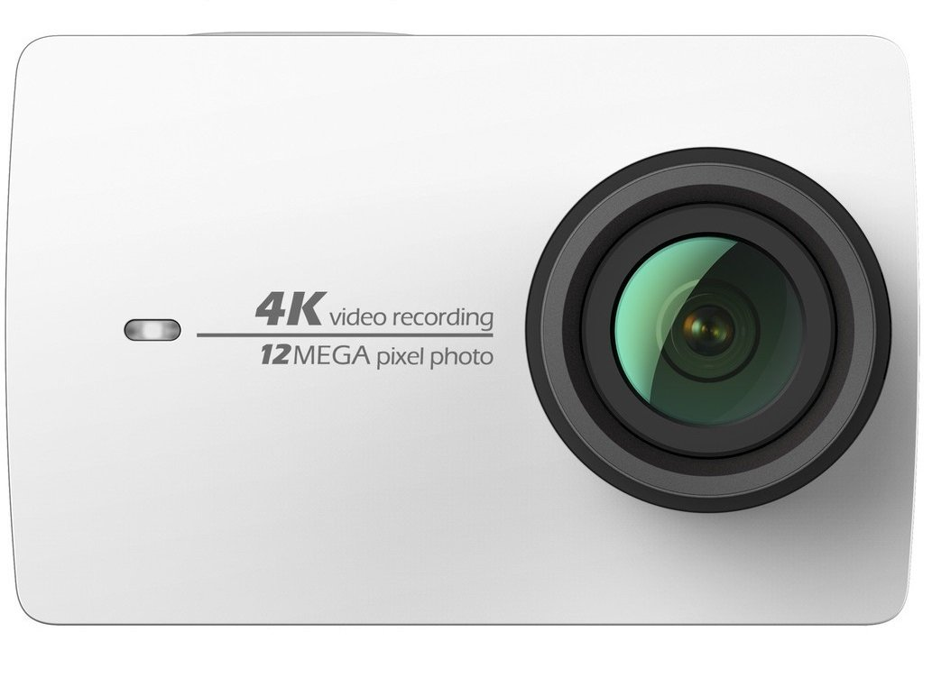 Xiaomi Yi 4K Action Camera White (белая)