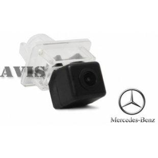 CMOS камера заднего вида для MERCEDES (№050)