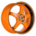 Колесные диски Racing Wheels H-115 7,0\R17 5*112 ET40 d66,6 OG-OJBK P [86305234294] <С> - фото 1
