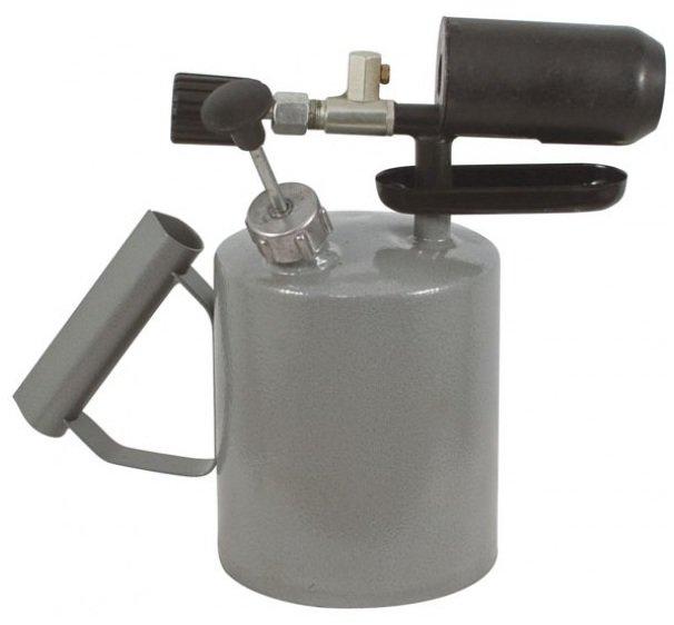 Лампа паяльная, бензиновая, 1,5 л