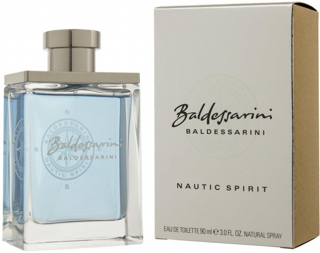 Boss Baldessarini Nautic Spirit Тестер 90ml edt