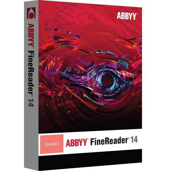 Программный продукт ABBYY FineReader 14 Standard new