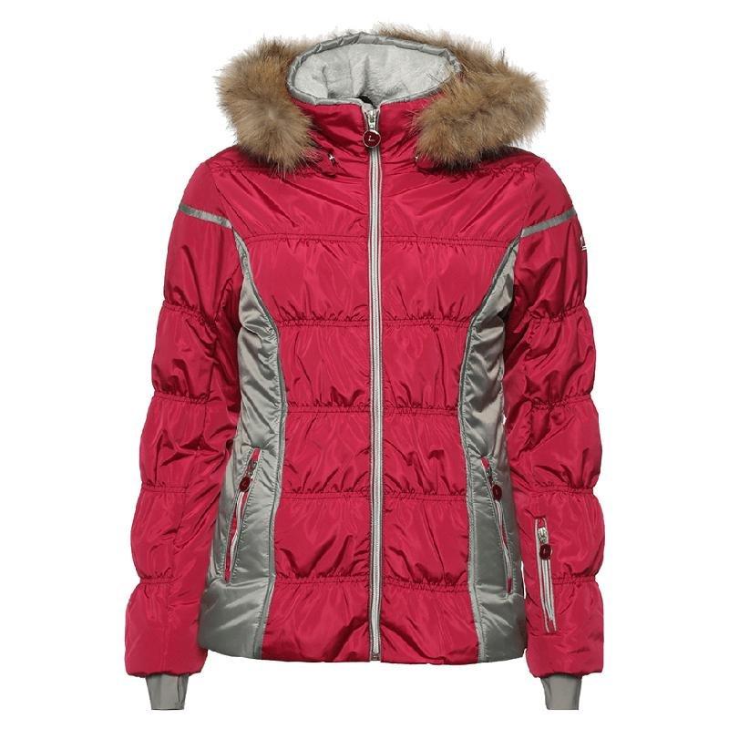 Зимние утепленные куртки женские