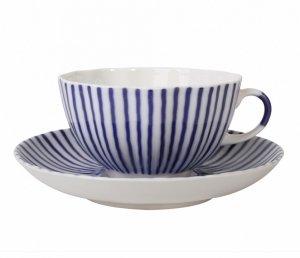 Чашка с блюдцем чайная Французик (Тюльпан) 250 мл Императорский фарфоровый завод (ЛФЗ) 81.15426.00.1