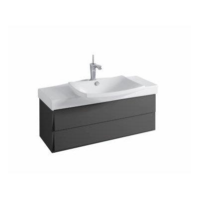Мебель для ванной Jacob Delafon Escale (EB760-274) (102 см) (черный)