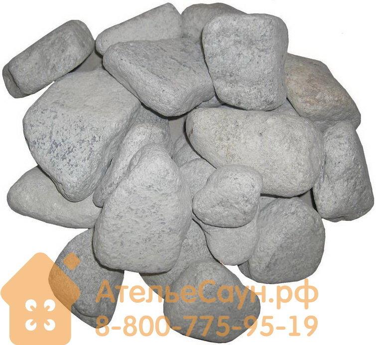 Талькохлорит овалованный (камни для бани), 20 кг