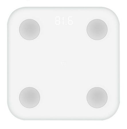 Умные весы Xiaomi Mi Smart Scale 2 White