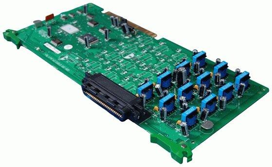 Плата цифровых абонентов ERICSSON-LG D100-DTB12