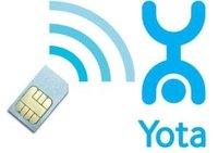 Голосовая SIM-карта (сим-карта) YOTA для смартфона