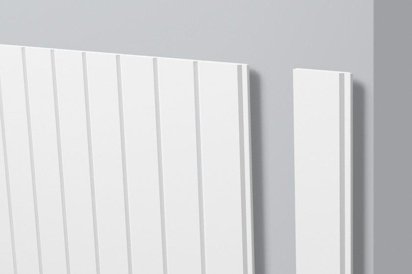Стеновые панели NMC настенные дюрополимер под покраску WG2