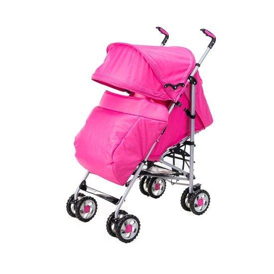 Коляска-трость Liko Baby BT109 City Style Розовая