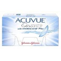 Acuvue OASYS with Hydraclear Plus (24 линзы) акувью оазис вис гидраклир плюс