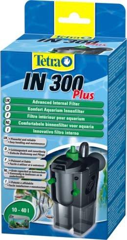 """Внутренний фильтр Tetra """"IN 300 Plus"""" для аквариумов до 40 л"""