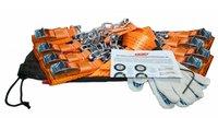 Браслет противоскольжения TPLUS 4WD R16-R21 для шин 205-235, 8шт., перчатки, крючок