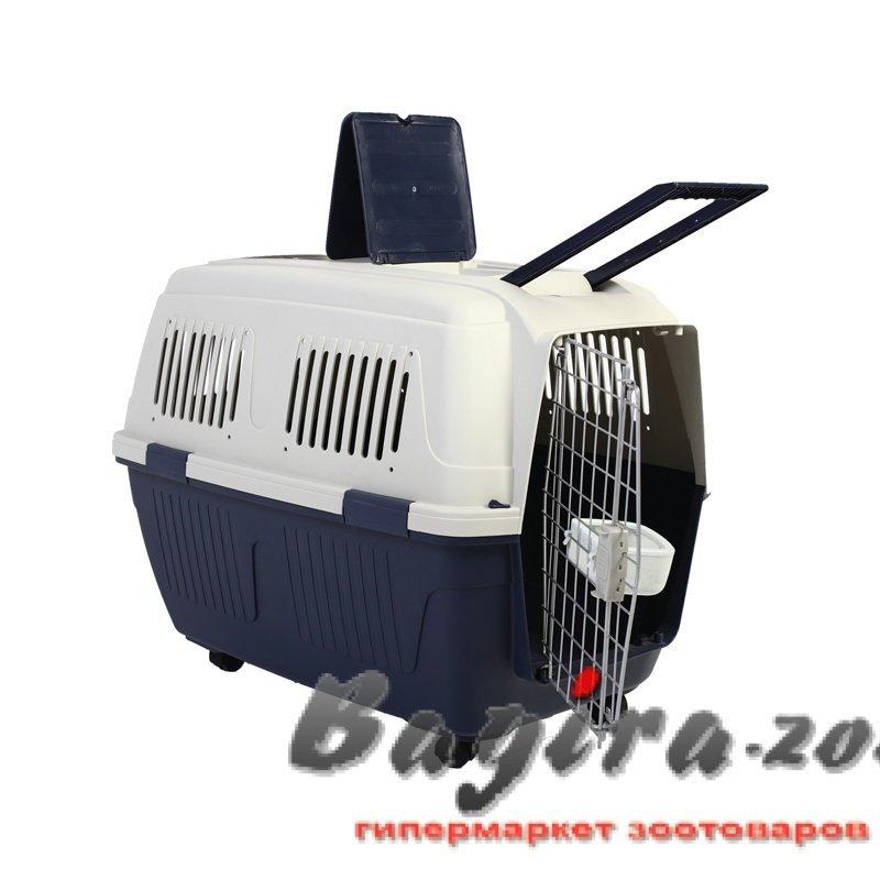 Triol (Триол) Standard Переноска для животных из пластика (6107, Large, 820*570*600 мм)