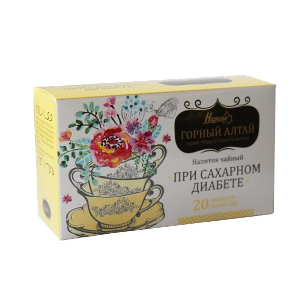 Чай с бергамотом при сахарном диабете