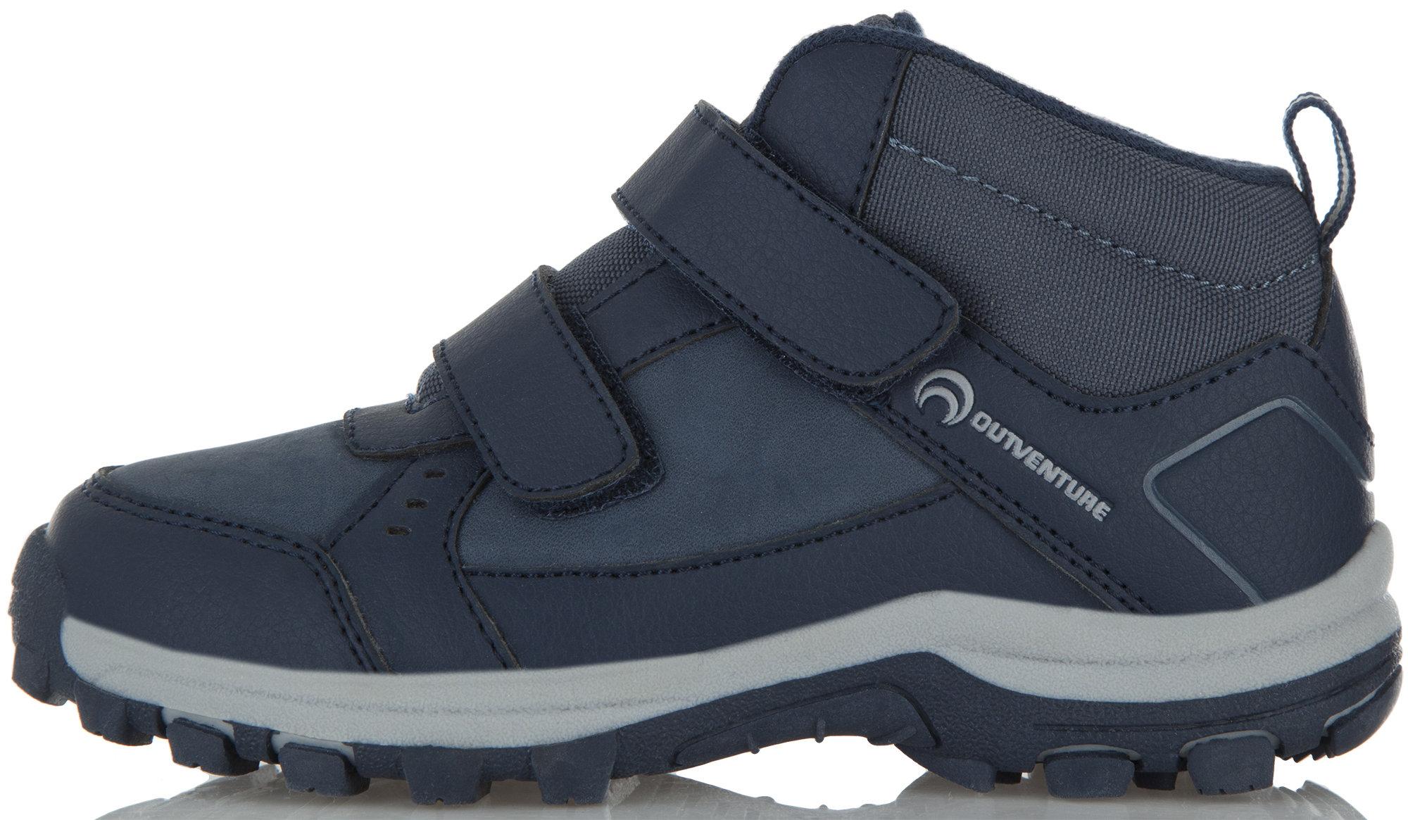 Ботинки для мальчиков Outventure Track Mid LK, размер 24