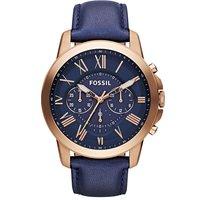 Мужские часы Fossil FS4835 кварцевые