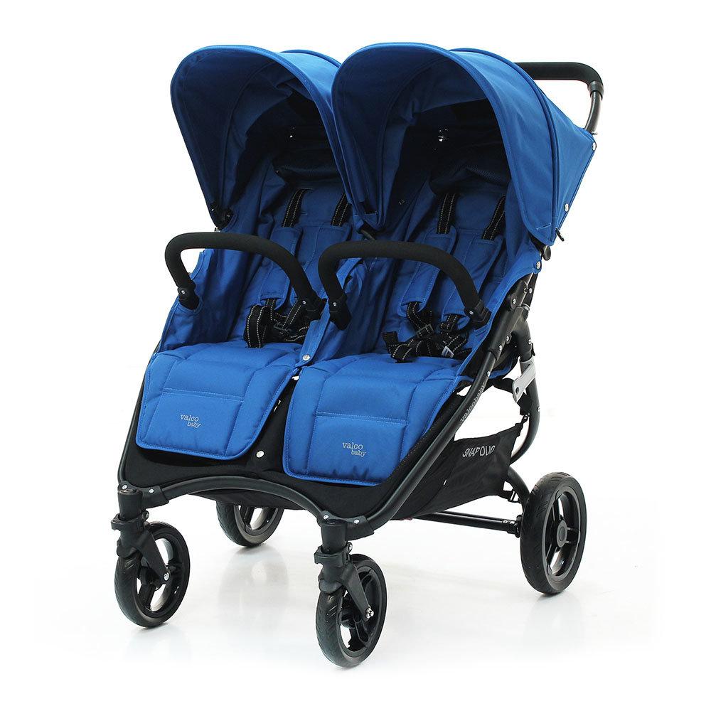 Прогулочная коляска для двойни Valco Baby Snap Duo