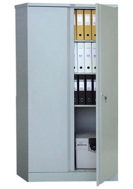 Металлический шкаф для хранения документов Практик АМ 1891