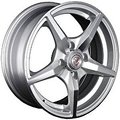 NZ Wheels F-30 7x17 5x105 ET 42 Dia 56.6 SF - фото 1