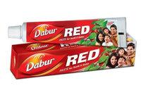Зубная паста DABUR RED комплексный уход за полостью рта, 100 г.