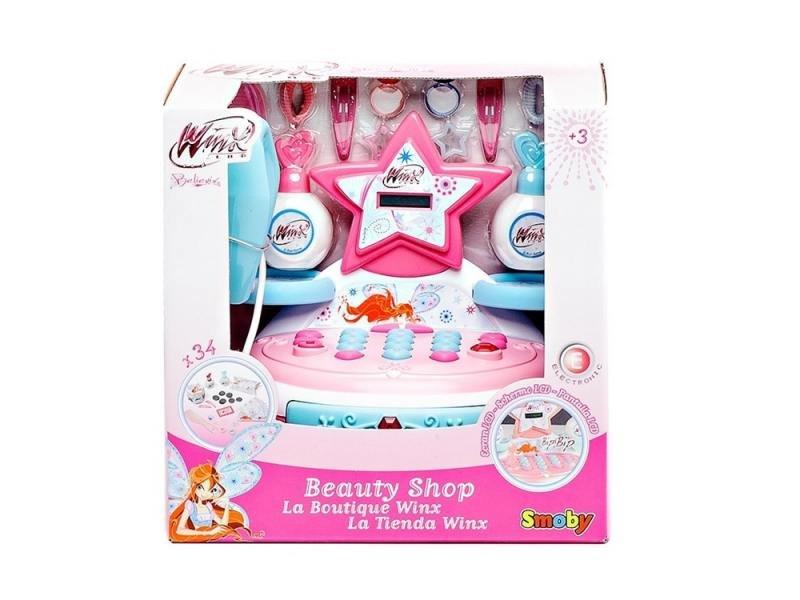 Игровой набор Smoby Мини-магазин 32 предмета 24574