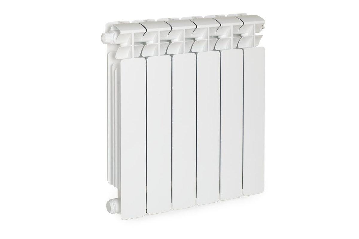 Секционный биметаллический радиатор Рифар Rifar B Base 500 \ 08 секций \