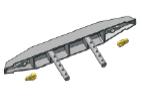 Rear Bumper - 68122
