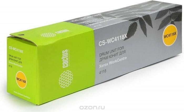 Cactus CS-WC4118X 113R00671 фотобарабан для Xerox WC 4118/M20/C20 /Drum Unit